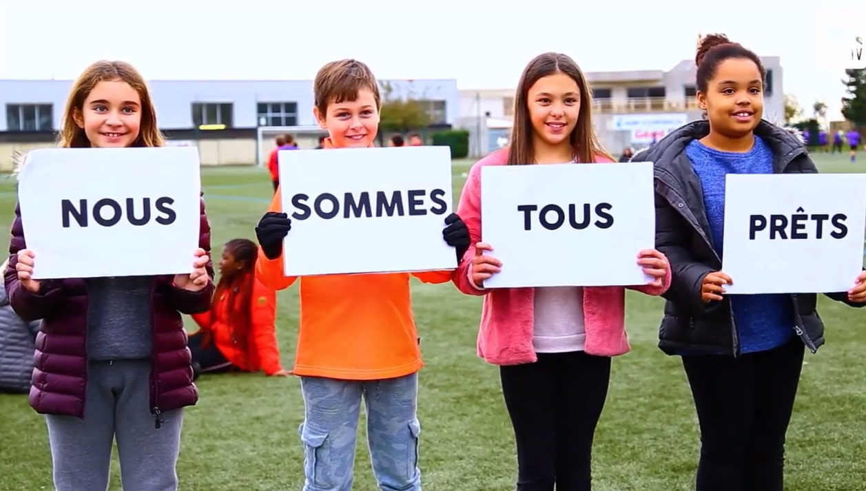 VIDEO - Quand les enfants corses prônent les vraies valeurs du football