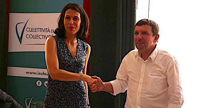 Partenariat de sensibilisation écologique entre l'Education nationale et l'office de l'Environnement de la Corse