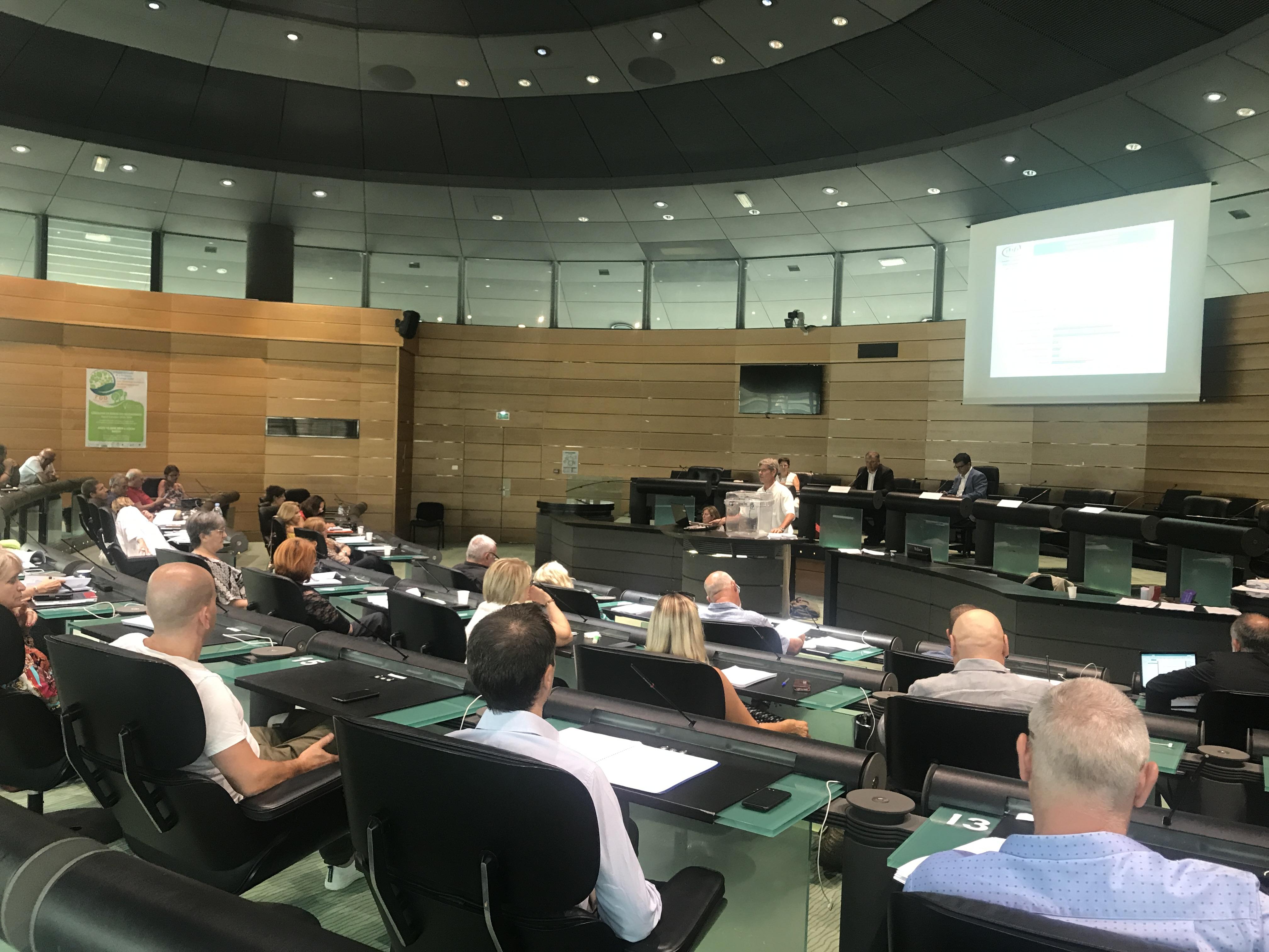 Jean-Charles Martinelli face aux défis de la Chambre régionale de Métiers et de l'Artisanat de Corse