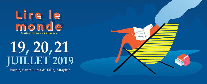 """Un vent de liberté soufflera sur le festival """"Lire le monde"""" d'AltaLeghje du du 19 au 21 juillet prochains"""