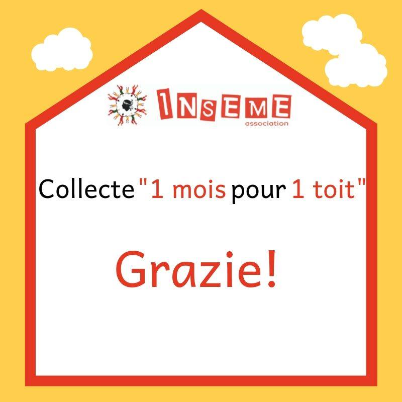 """Inseme pourra acheter un appartement à Nice : 215 000 euros pour """"Un mois pour un toit"""""""