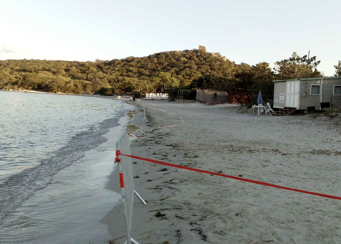 Saint Cyprien : la plage fermée pour cause de pollution