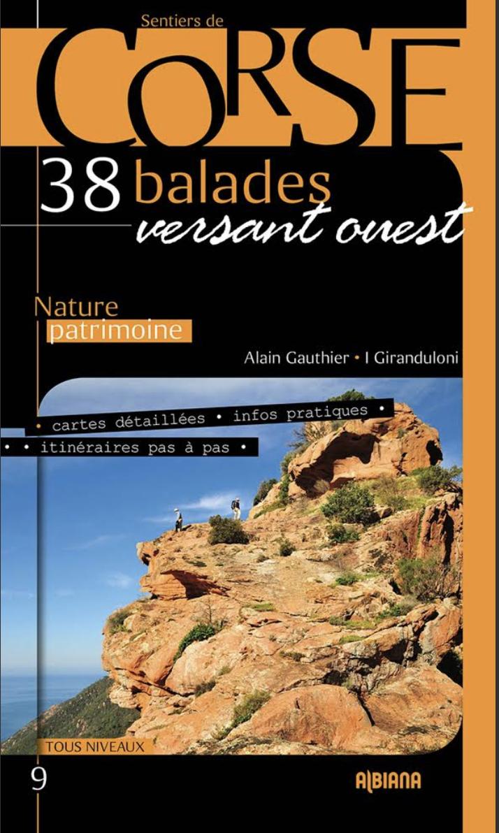 """Livres : La collection """"Sentiers de Corse"""" s'agrandit encore !"""