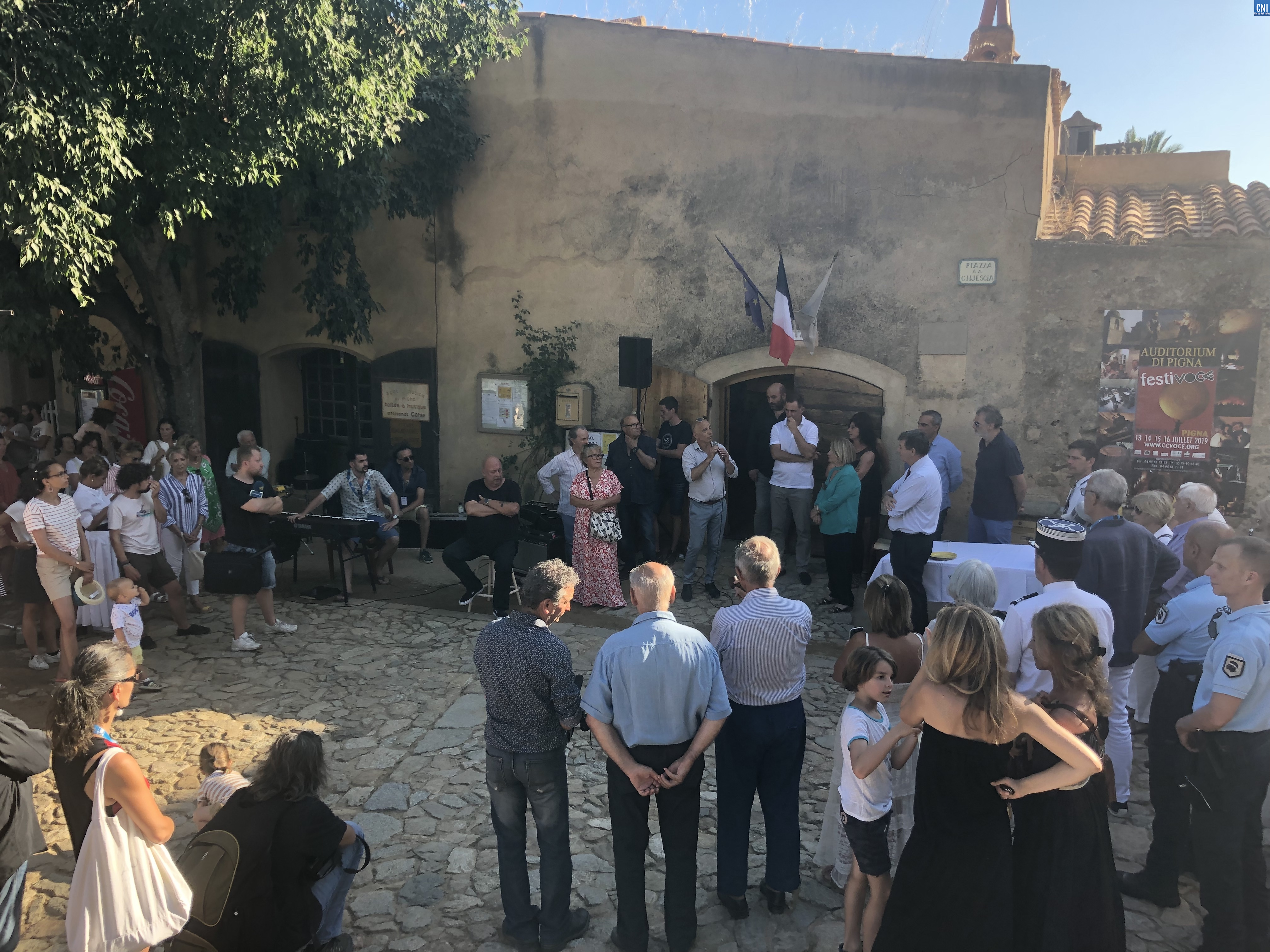Festivoce 2019 : à Pigna les festivités ont commencé