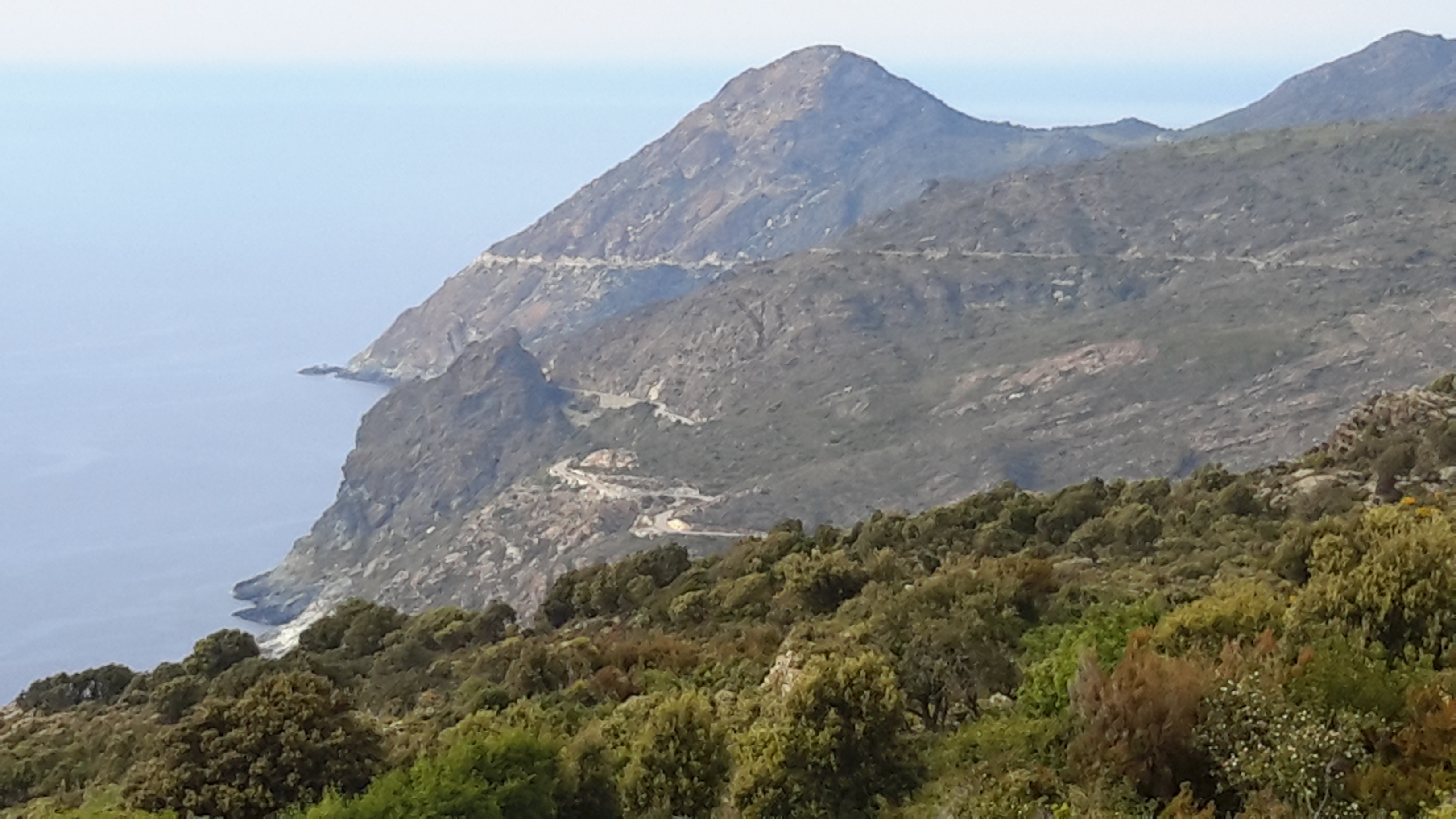 La photo du jour : magnifique Cap Corse