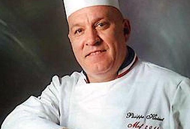Philippe Hiriart, le vice-président de la coupe du monde de pâtisserie était présent récemment à Bastia  afin de signer une convention de partenariat avec Paul Pierinelli président fondateur du salon du chocolat