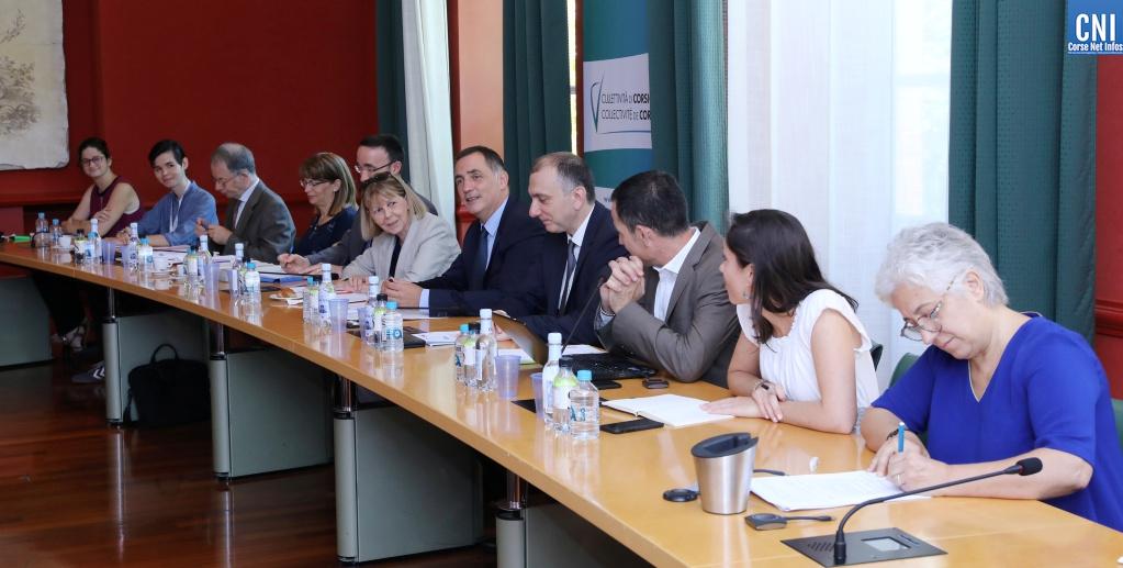 Un comité de pilotage régional pour dynamiser l'industrie corse