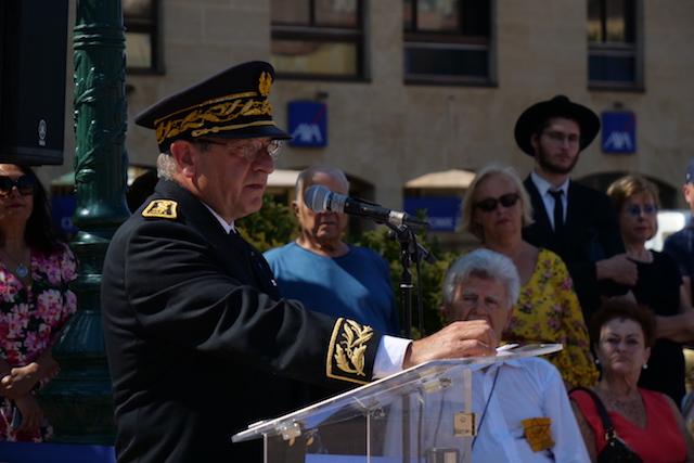 Ajaccio : Hommage aux Justes et aux victimes de crimes antisémites, ce dimanche