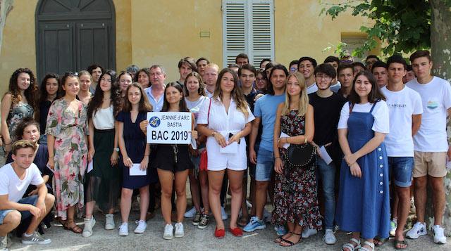 Bastia : Le lycée Jeanne d'Arc récompense ses «mentionnés»