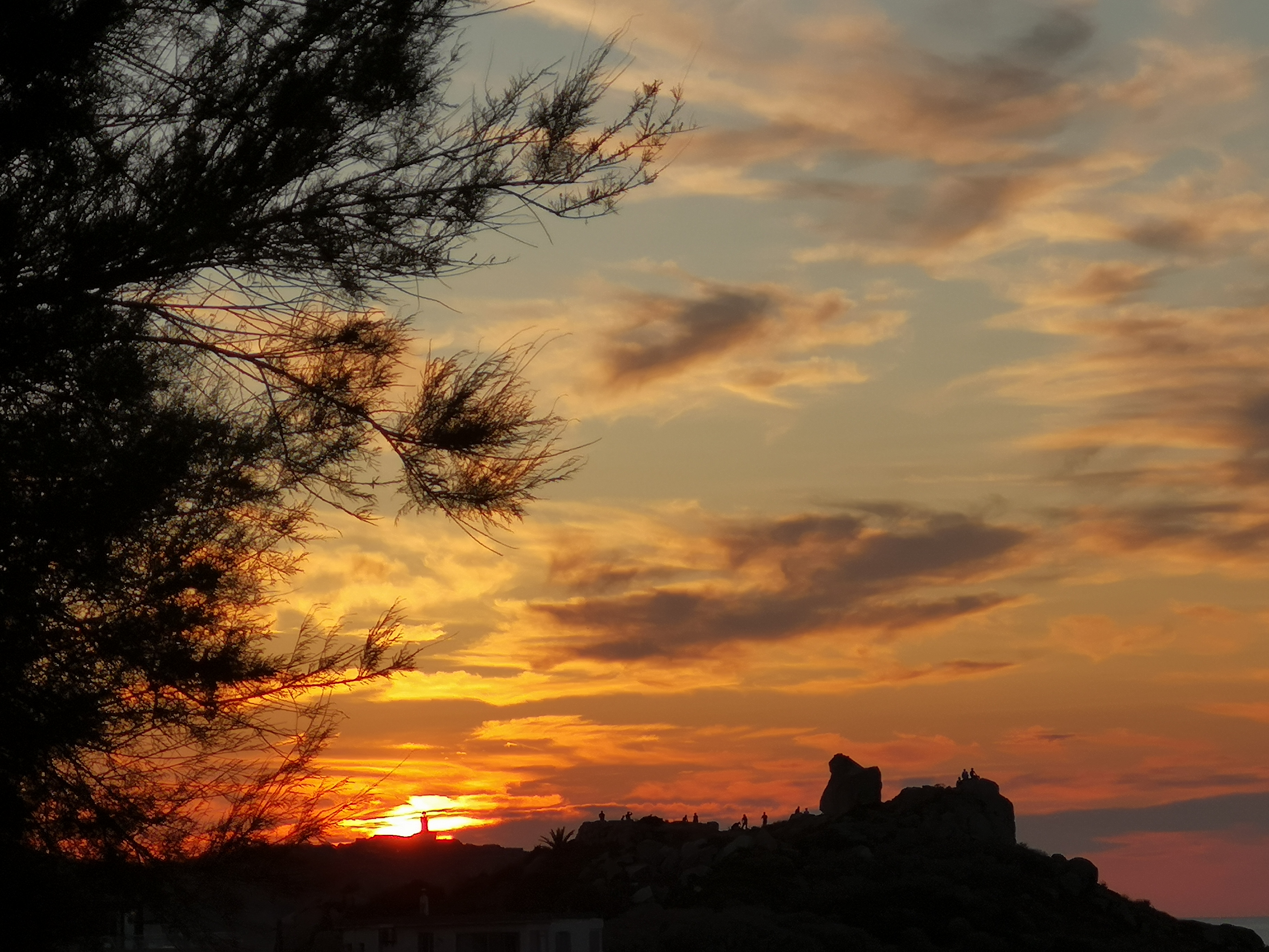Coucher de Soleil à Calvi (Stéphanie Ingram)