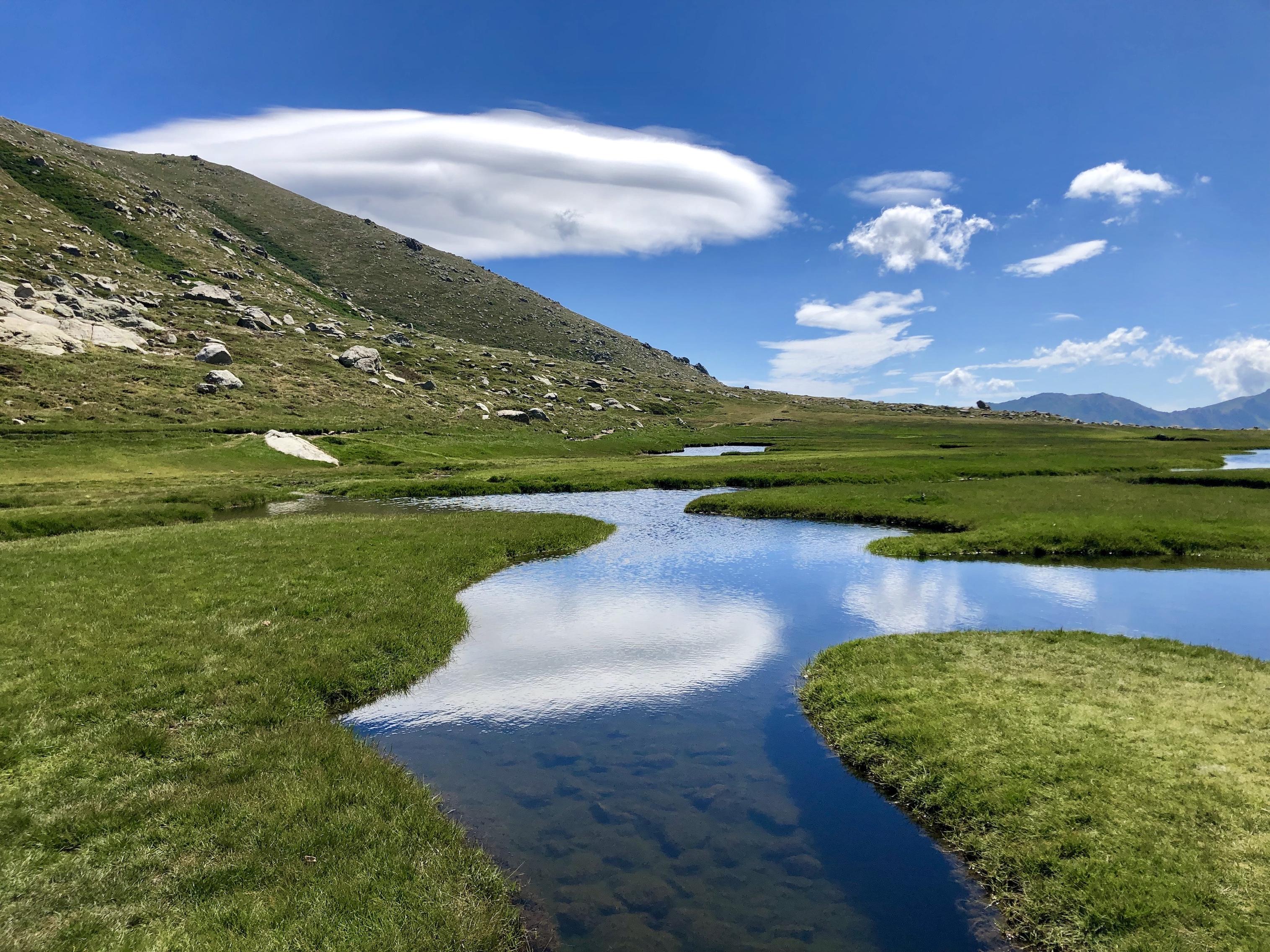 La photo du jour :  i Pozzi di u Monte Renosu