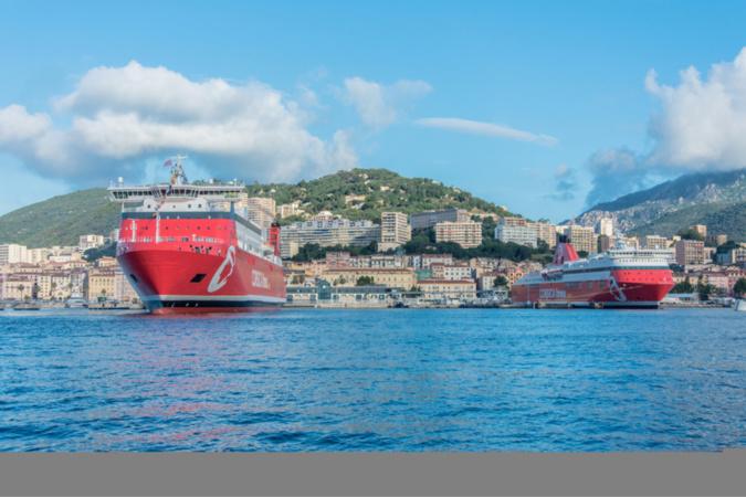 Corsica linea acquiert son premier navire neuf au Gaz Naturel Liquéfié
