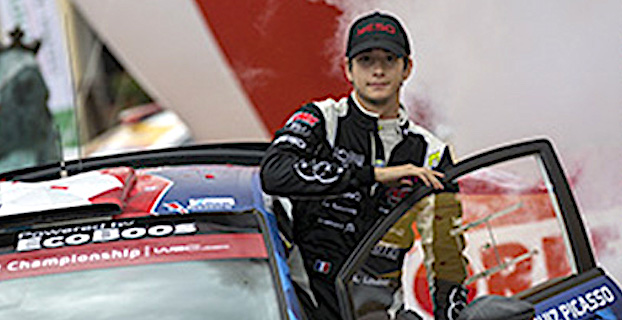 Auto Rallye de Finlande : Pierre-Louis Loubet confirme en WRC2