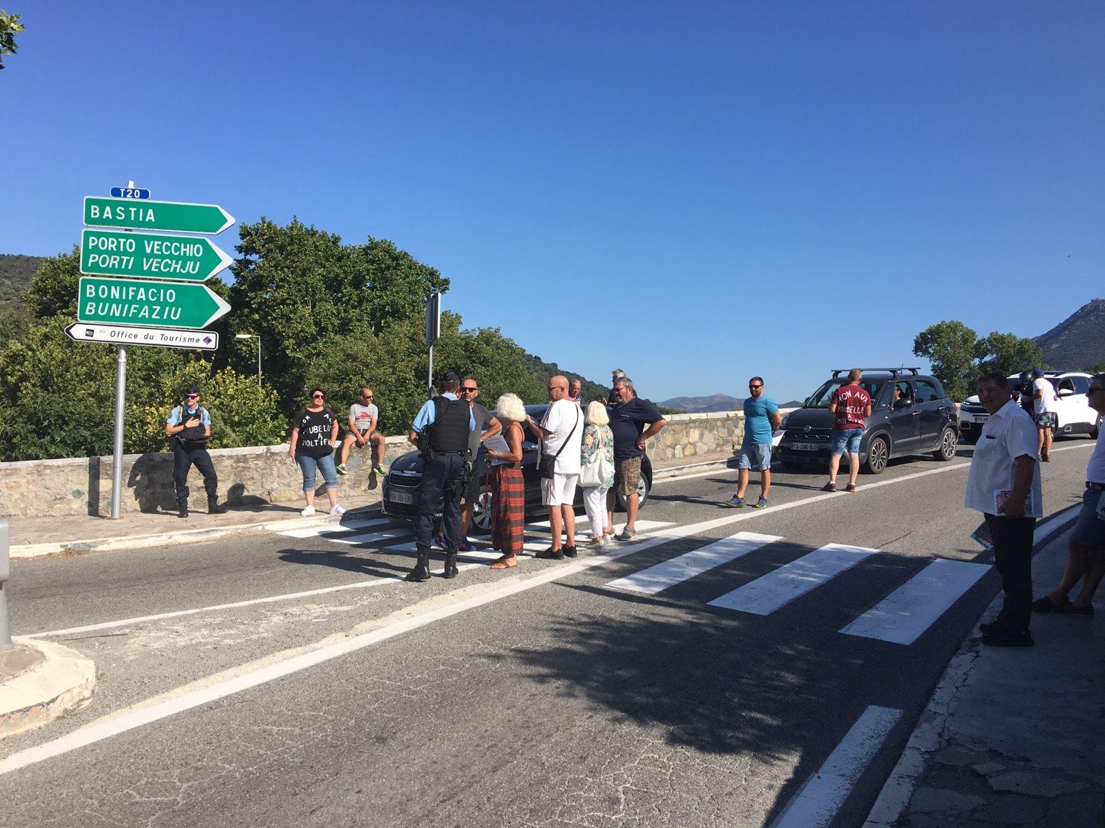 Ponte-Leccia : toujours «non» au projet de centre d'enfouissement de déchets à Moltifao