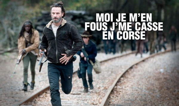 REVUE DU WEB - 10 raisons de se cacher en Corse en cas d'invasion de zombies, selon Topito