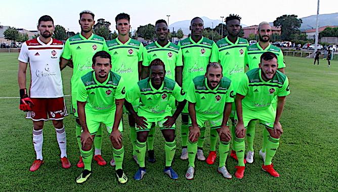 Le FC Bastia-Borgo battu sur le fil à Avranches