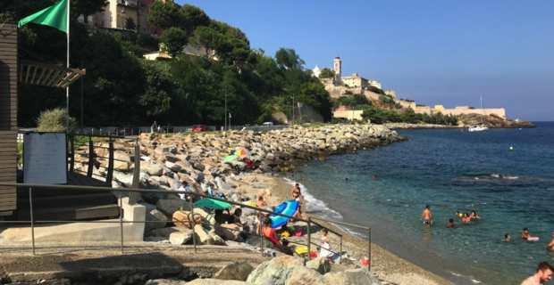 Bastia. Levée de l'interdiction de baignade à Ficaghjola