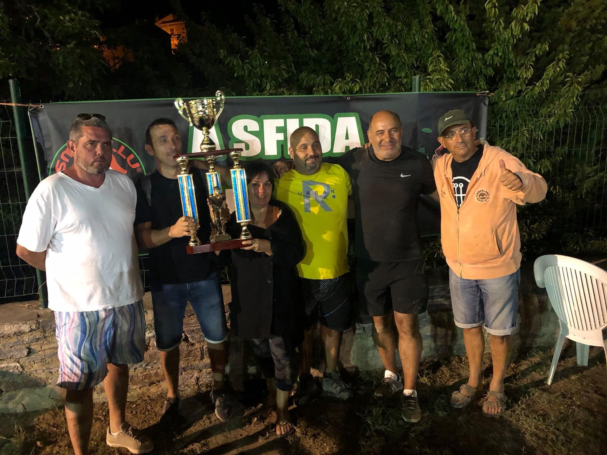 1er Trophée des villages : Canavaghja vainqueur du marathon de pétanque