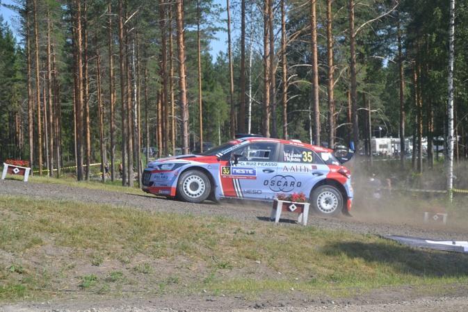 Sport automobile WRC2 :  Loubet absent en Allemagne