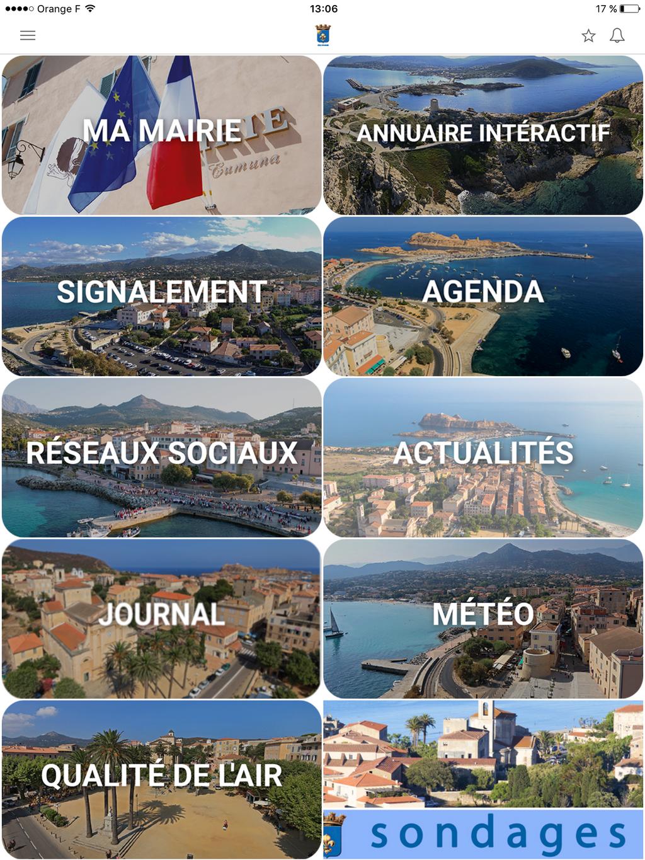 L'Ile-Rousse a son son application pour smartphone