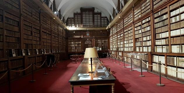 Loto du Patrimoine :  la bibliothèque Fesch sur M6