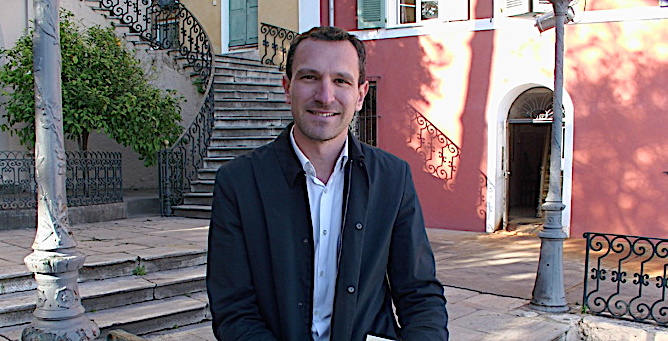 """Municipales : l'engagement de Julien Morganti pour """"un futur pour Bastia"""""""
