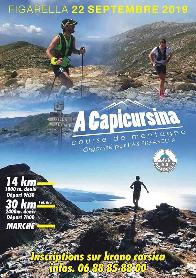 A Capicursina : une boucle de 30 km supplémentaires sur les sommets du Cap Corse