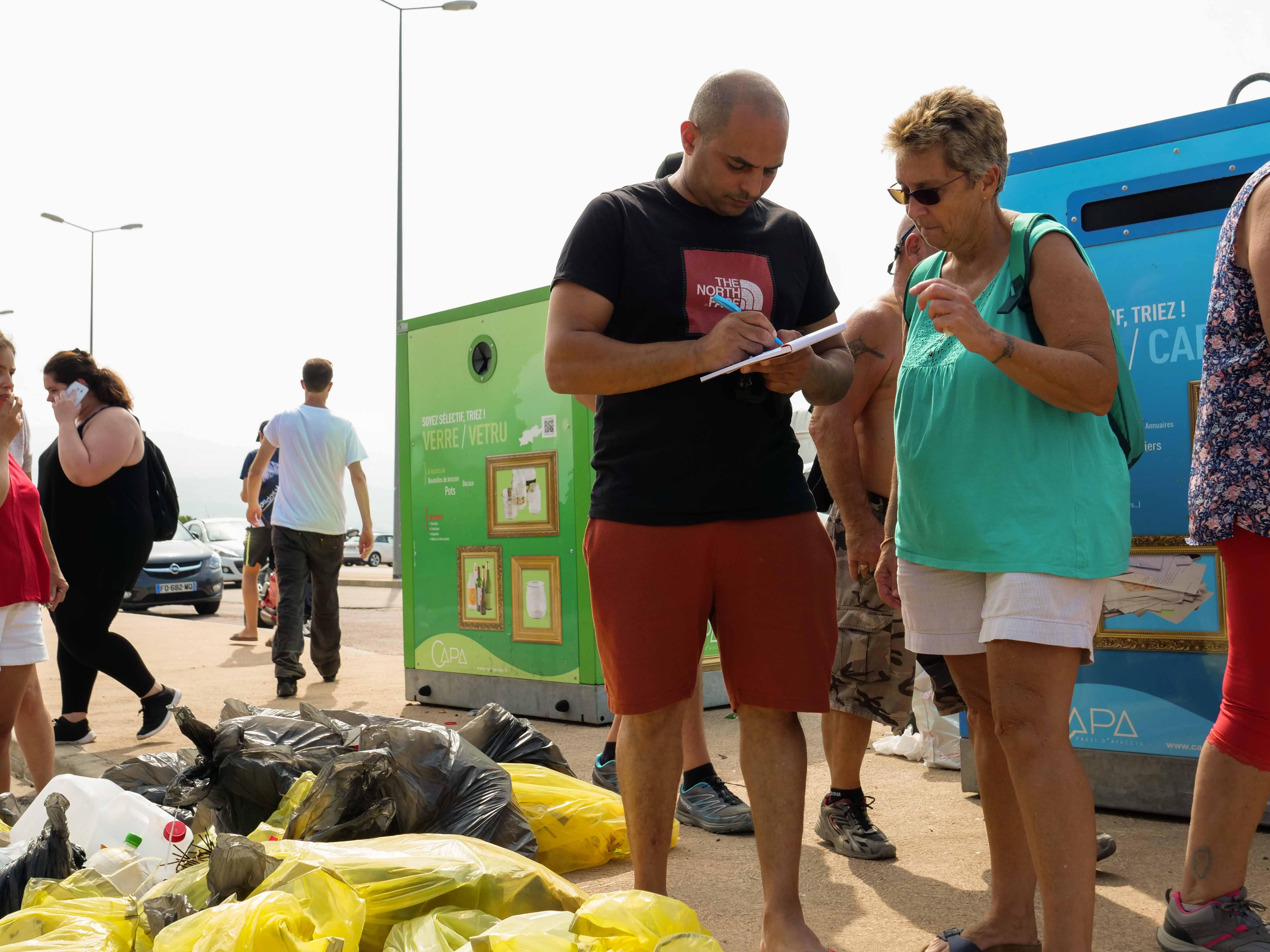 Hichame Karaa et Sylvie Michel dresse le compte-rendu de la matinée