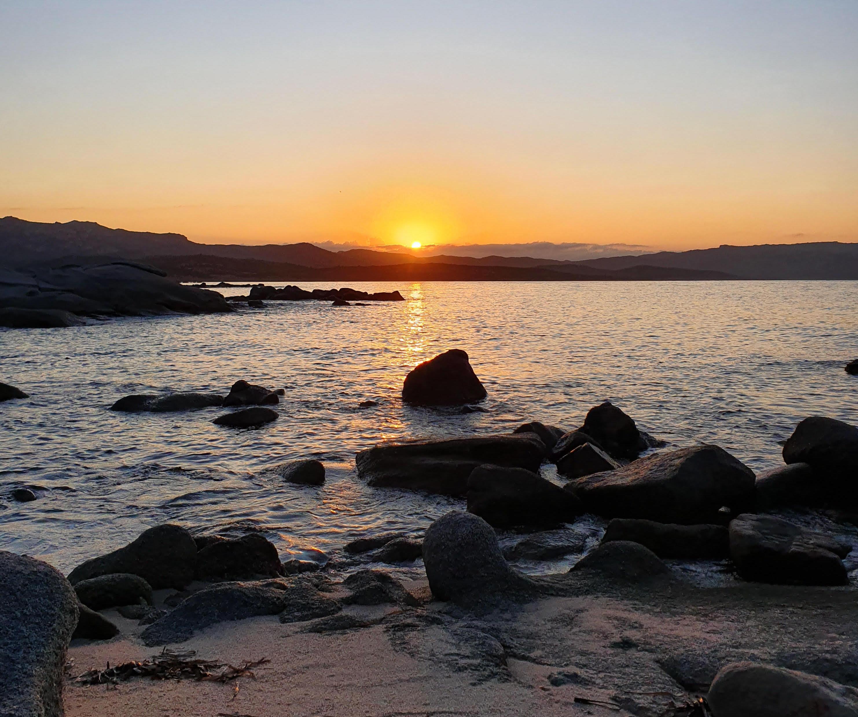 La photo du jour : La plage de Porticciu de Figari