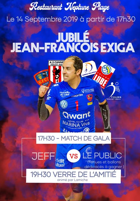 Jubilé Jean-François Exiga : c'est le 14 septembre à Ajaccio