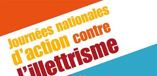 Journées nationales contre l'illettrisme avec Pôle Emploi Bastia
