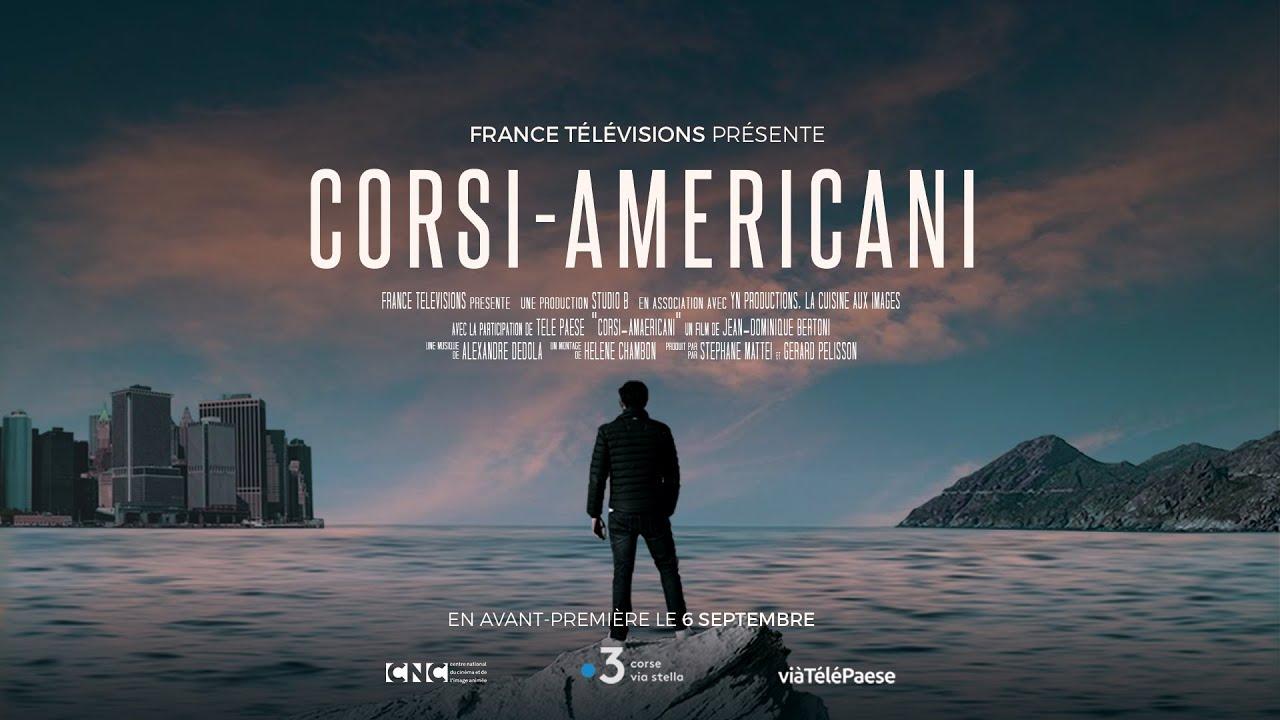 "Projection ce soir à Lisula du documentaire de Dominique Bertoni ""Corsi-Americani"""