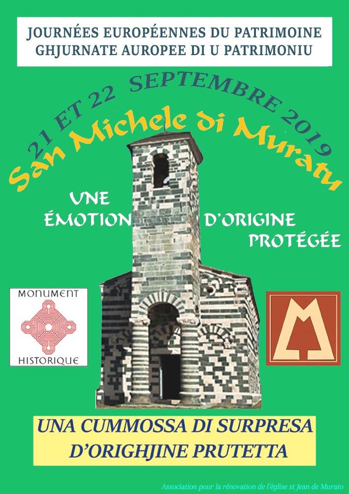 San Michele in Murato célèbre les journées du patrimoine