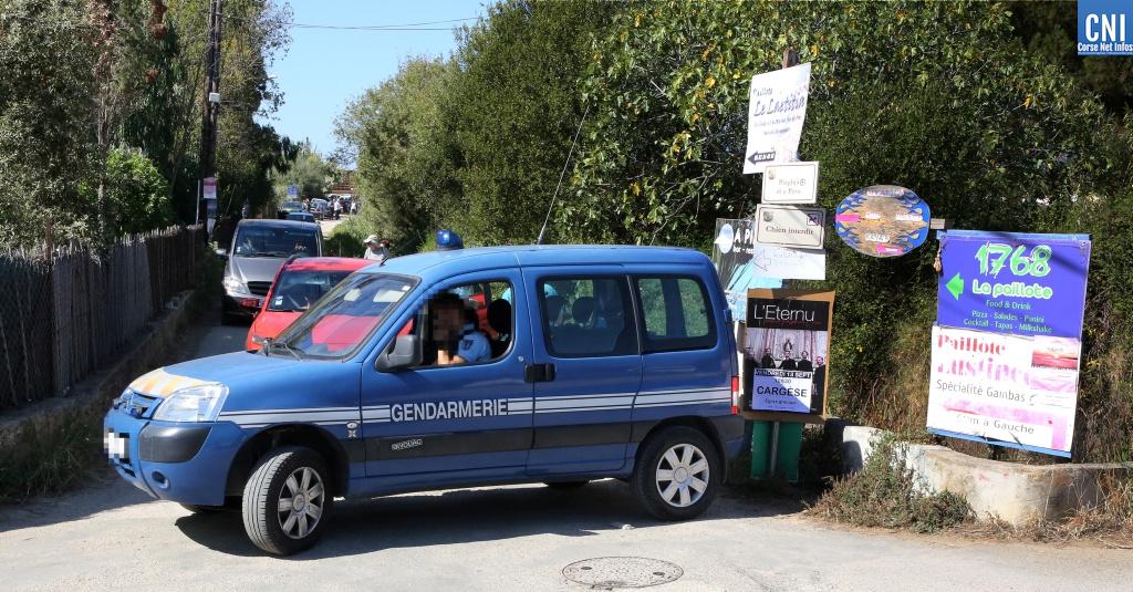 Maxime Susini tué par balles à Cargèse