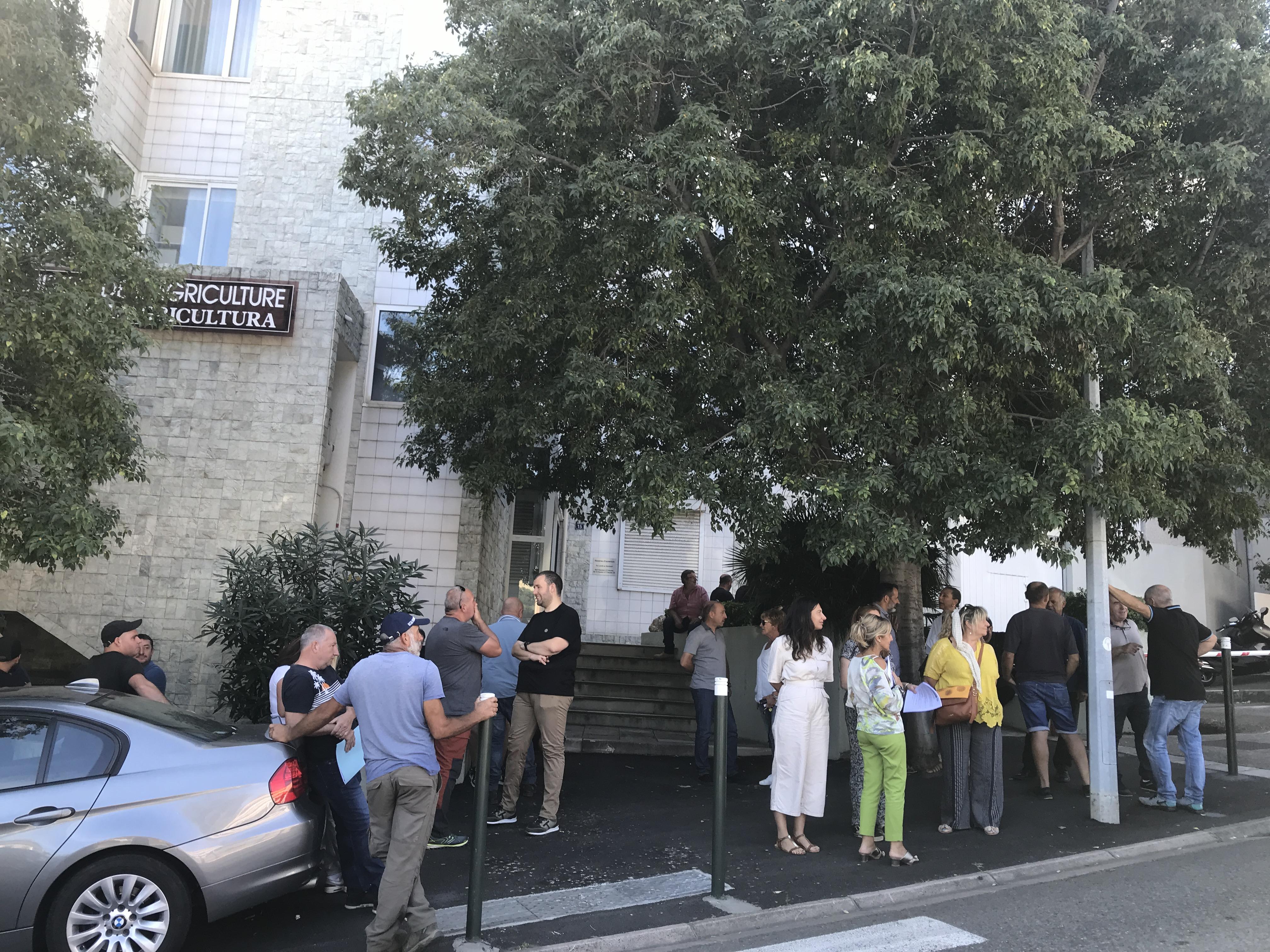 Contrôles PAC : Le agriculteurs de Haute-Corse manifestent leur colère