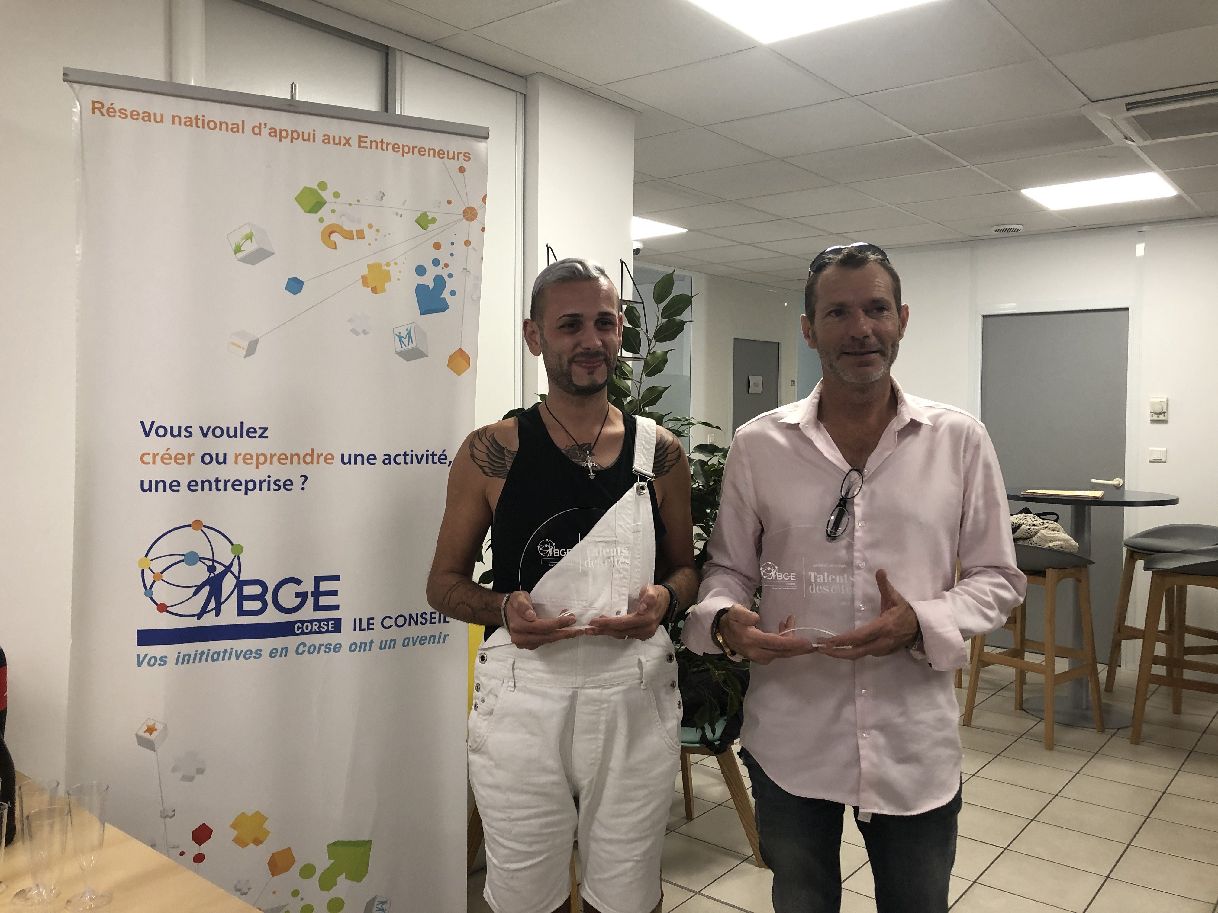 Talents des cités: les Jardins de l'Empereur d'Ajaccio et les quartiers sud de Bastia à l'honneur