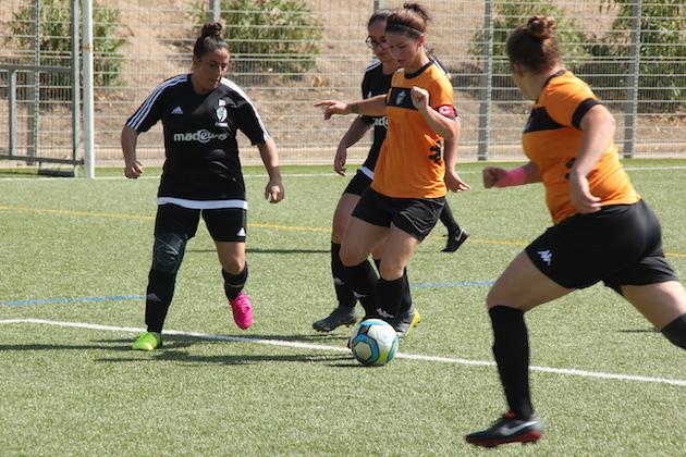 Les féminines de l'ASPV ont dominé celles du FC Bastia-Borgo