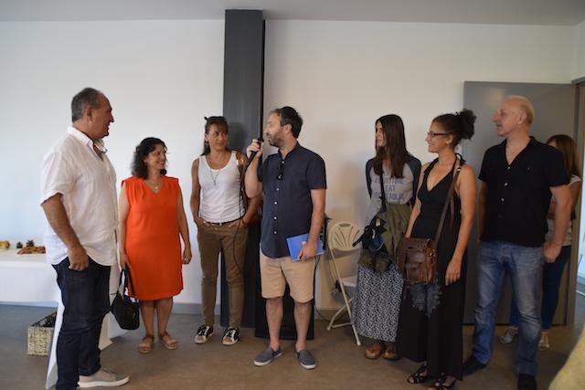 Prunelli-di-Fium'Orbu : Inauguration de la salle des associations