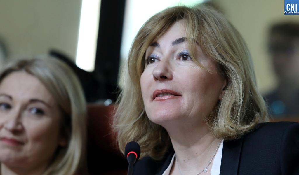Municipales - Stéphanie Grimaldicandidate à Bastia : «Faire rayonner la ville au niveau économique!»