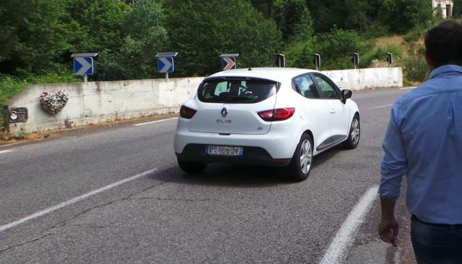 InfoTrafic- Tracé de la route modifié à Funtanone-di-Vignale