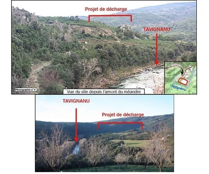 Le projet du centre d'enfouissement de Ghjuncaghju pourrait voir le jour