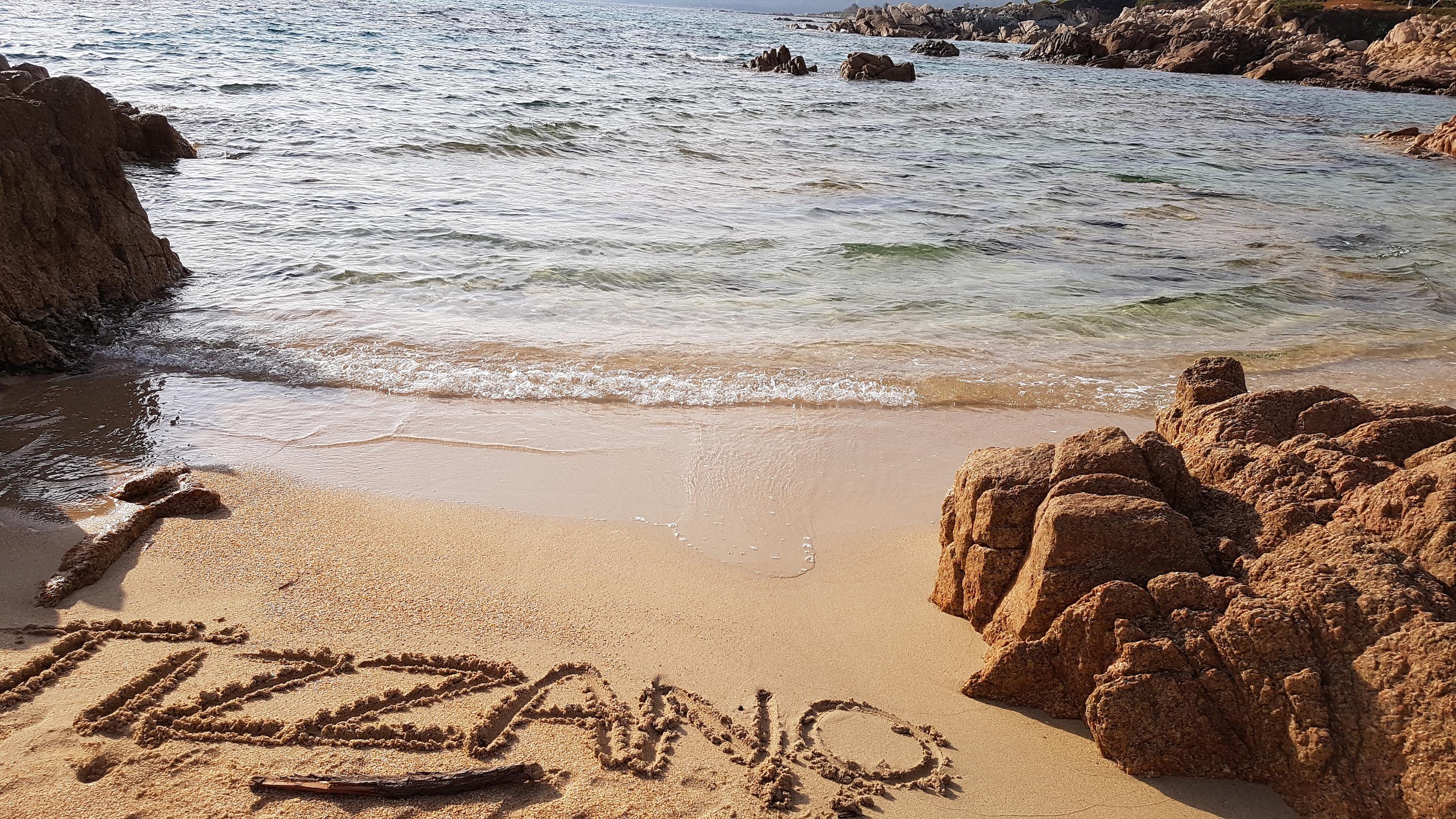 La photo du jour :  la plage de Tizzà