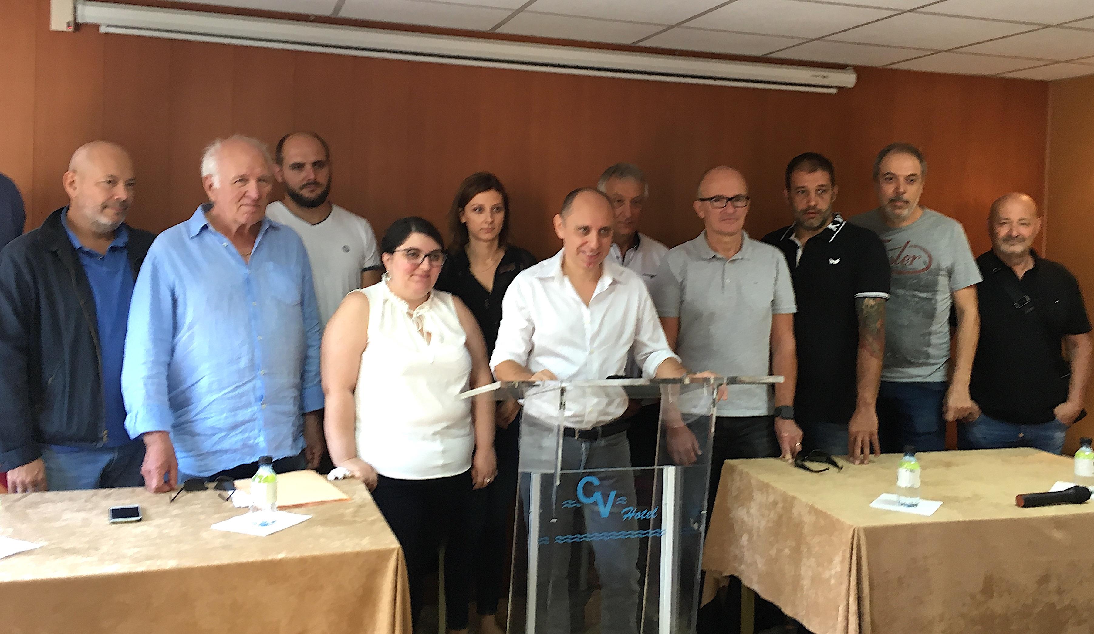 """Jean-André Miniconi : """"oui, je suis bien candidat aux municipales"""""""