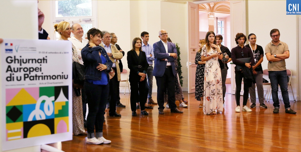 Journées européennes du patrimoine en Corse : les pépites de cette 36e édition