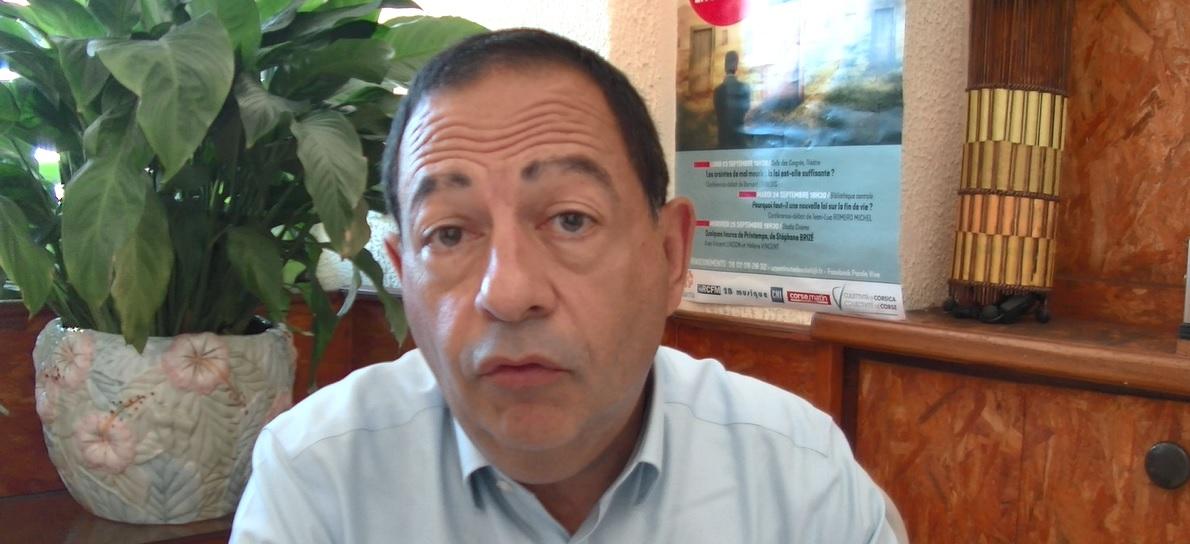 Pour JL Romero Michel, La France doit se doter d'une nouvelle loi  sur la fin de vie