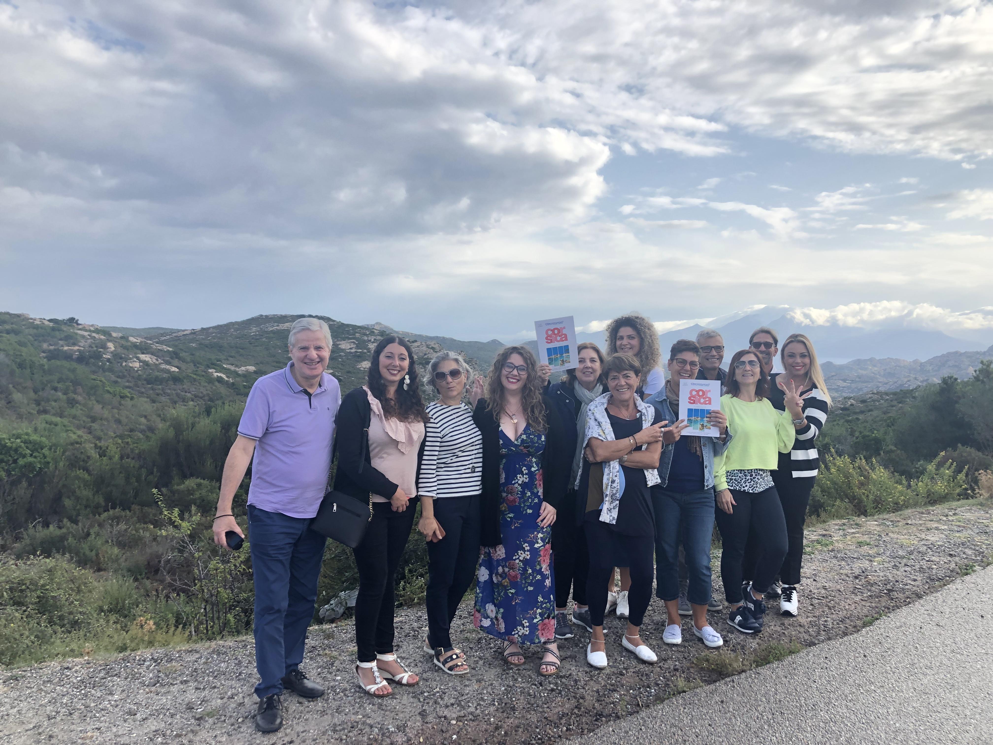 Tourisme culturel, sportif et gastronomique : la Corse séduit les Italiens même hors saison
