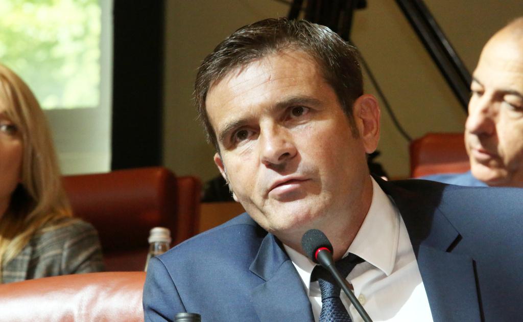 Jean-Martin Mondoloni. photo Michel Luccioni.