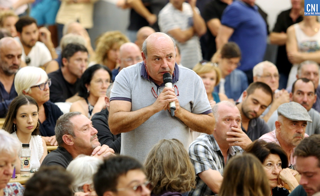 A maffia nò, a vita iè : Lutter ensemble pour arrêter le système mafieux en Corse