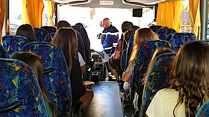 Transports scolaires de Haute-Corse : les gendarmes relèvent 17 infractions