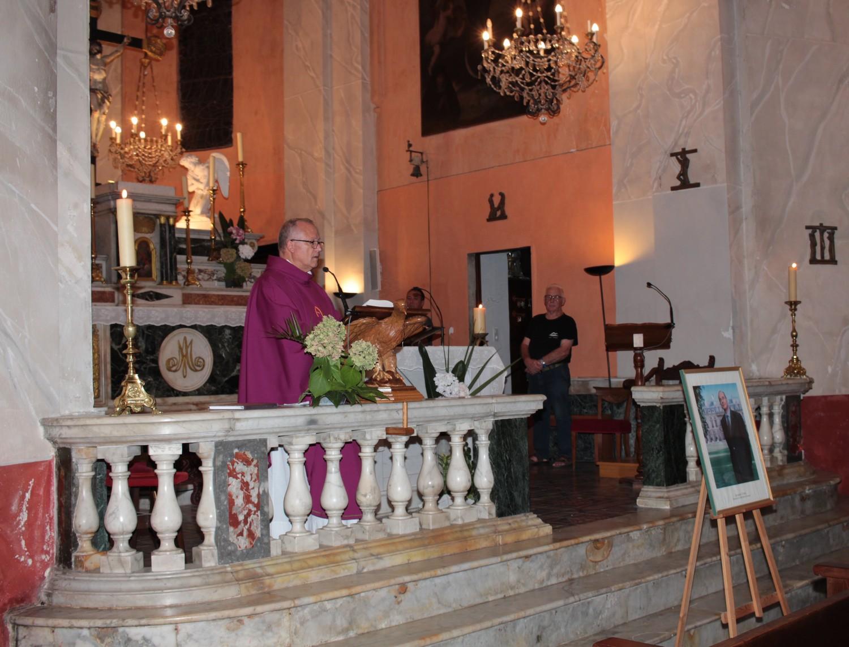 Messe à Calvi en mémoire du Président Jacques Chirac